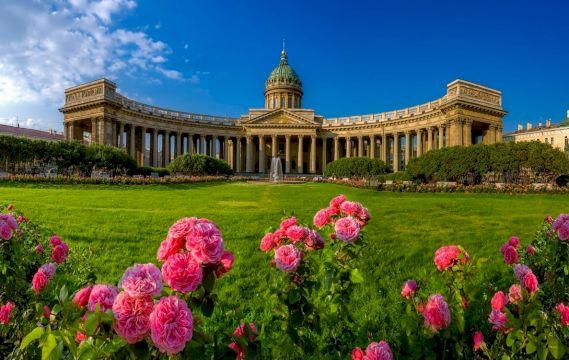 Тур в Санкт-Петербург «Майские праздники в Северной столице» / Из любого региона / Кешбэк 20%