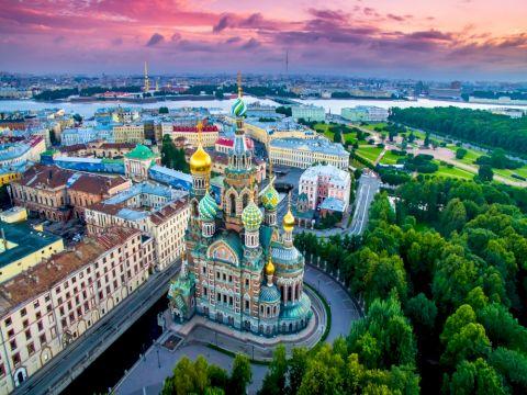 Экскурсионный тур «Классический Санкт-Петербург» по пятницам 5 дней/4 ночи / Из любого региона / Кешбэк 20%