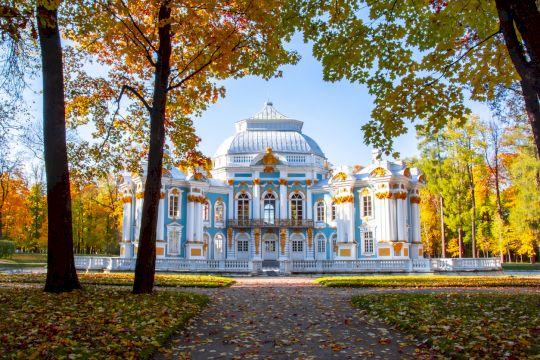 Экскурсионный тур «В Петербург недорого!» по вторникам 5 дней/4 ночи / Из любого региона / Кешбэк 20%