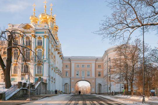 Тур в Санкт-Петербург «Царскосельский вояж» / Из любого региона / Кешбэк 20%