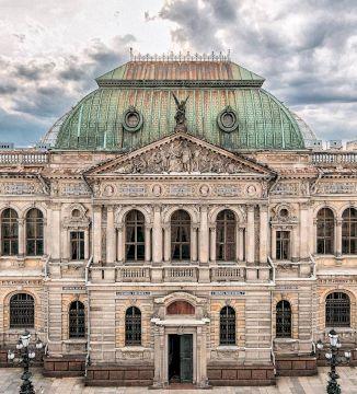 Молодежный «Инстаграм-тур» в Санкт-Петербург / Из любого региона / Кешбэк 20%