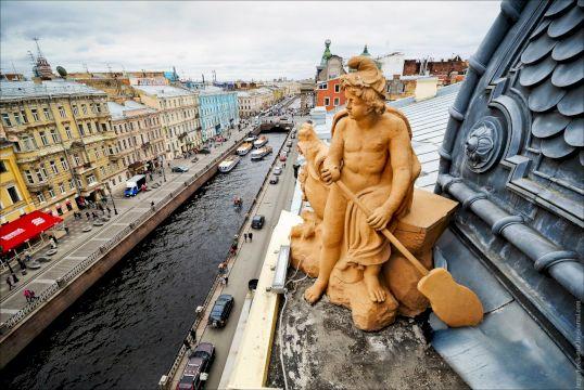 Экскурсионный тур «Незабываемый Санкт-Петербург» 4 дня/3 ночи