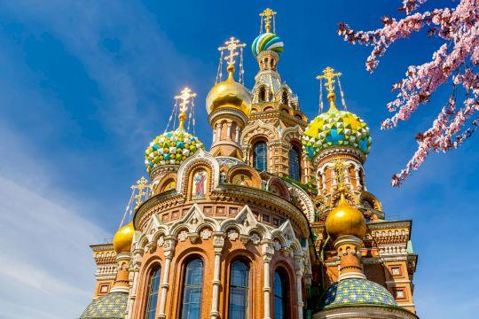 Тур в Санкт-Петербург «Великолепная классика Северной столицы» (заезд по понедельникам) / Из любого региона