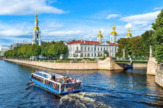 Экскурсионный тур «В Петербург недорого!» по вторникам 6 дней/5 ночей