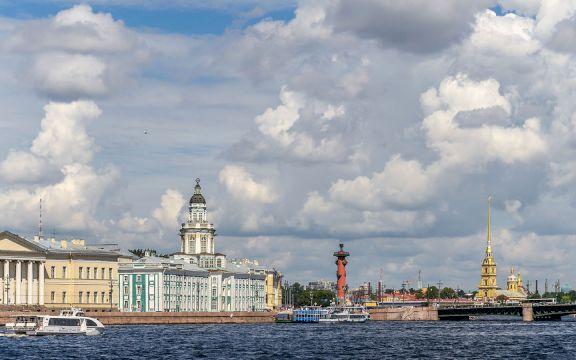 Экскурсионный тур в Санкт-Петербург «Питерский хит» (заезд в любой день) / Из любого региона / Кэшбэк 20% по карте МИР