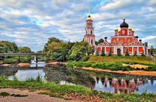 Экскурсионный тур «Повесть временных лет» Новгород - Валдай - Старая Русса