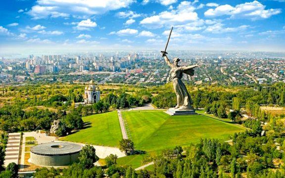 Железнодорожный круиз «Гостеприимный Кавказ» 7 дней/6 ночей