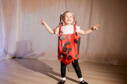 Курс занятий по актерскому мастерству для детей (4 занятия) 6-9 лет