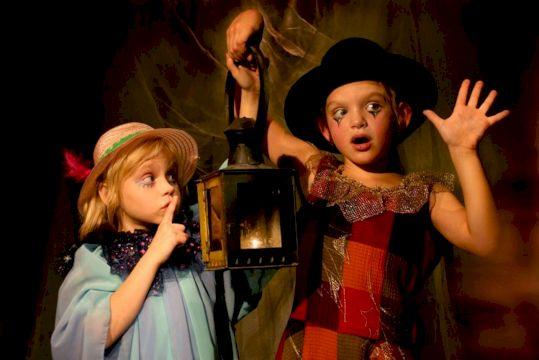Занятие по Актерскому мастерству для детей онлайн (6-9 лет)