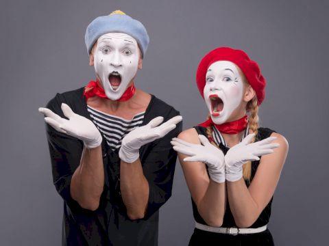 Занятие по актерскому мастерству для детей 14-15 лет