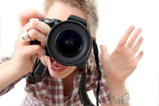 Школа юных блогеров онлайн (9-14 лет) «Этот взгляд с экрана: работа с фотографиями»