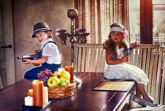Квест для детей онлайн с элементами английского языка №3 (6-9 лет) «Европейский детектив: Рим»