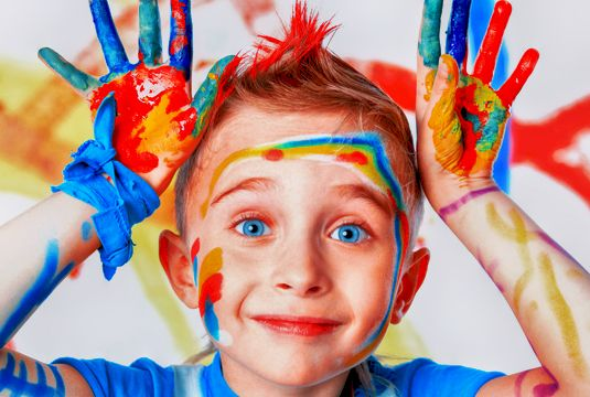 Арт-терапия. Раскраска человека «Полезное творчество без границ»