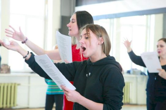 Занятие по технике речи и ораторскому мастерству «Говорим красиво» группа 14-18 лет