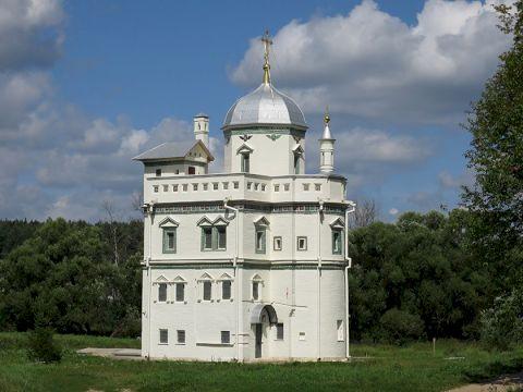 Две обители: Звенигород и Новый Иерусалим