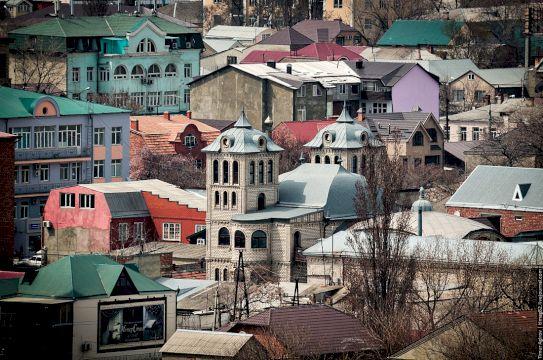 Джип-тур из Дербента: «Древний, древний Дагестан»