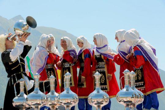 Джип-тур в Дагестан «Большое горное приключение»