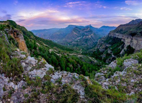 Пеший треккинговый тур в Дагестан «Чарующие пейзажи и царские тропы»