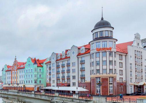 Тур в Калининград «На одной волне: неделя в Калининграде»