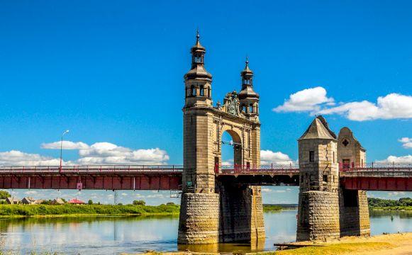 Осенний тур в Калининград «Королевское путешествие + Замок Нессельбек» / Из любого региона