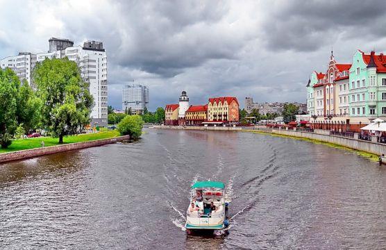 Экскурсионный тур «Сказки Балтийского моря» (заезд каждую среду) / Из любого региона