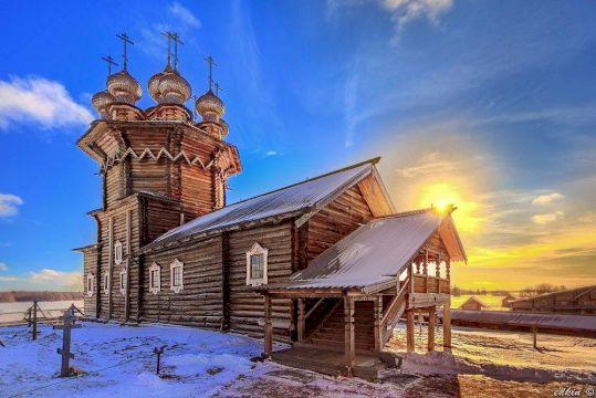 Зимний тур в Карелию 3 дня / 2 ночи