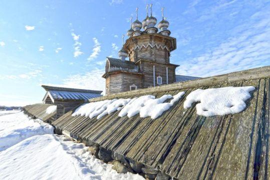 Тур в Карелию на 8 марта «Праздничная Карелия» / Из любого региона