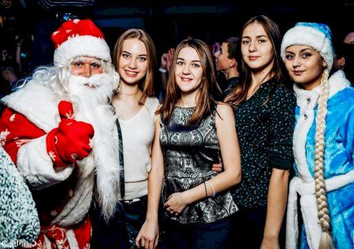 Квест по барам: по следам Деда Мороза