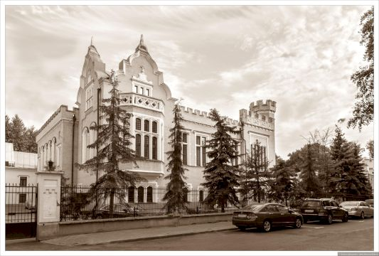 Москва готическая. Фантазии и химеры
