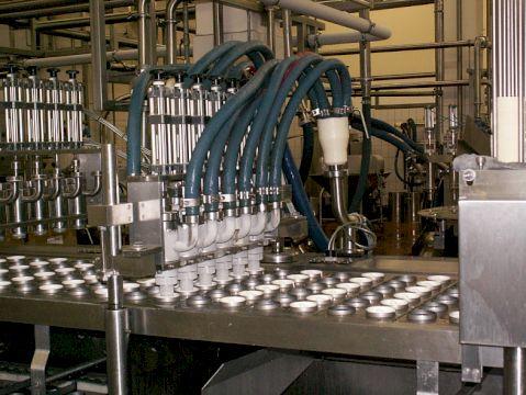 Фабрика мороженого Баскин Роббинс