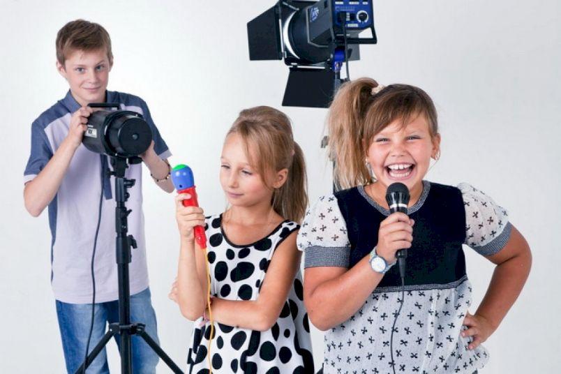 День Рождения с выездной программой «Хочу стать блогером»