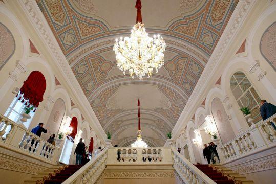 Экскурсия за кулисы Большого театра