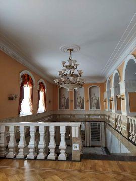 Экскурсия в Центральный Дом культуры железнодорожников