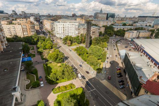 Фото-тур по Москве «Городской пейзаж: искусство запечатлеть неуловимое»