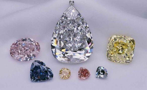 Алмазный фонд - главная сокровищница страны
