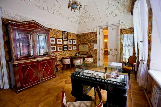 Экскурсия в музей М.Н. Ермоловой «Таинственный особняк и его знаменитая обитательница»