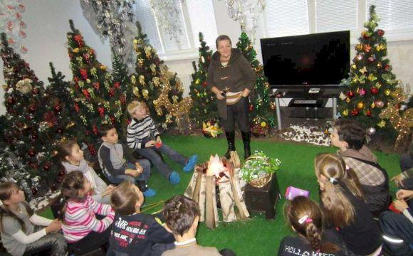 Фабрика елочных игрушек в Химках