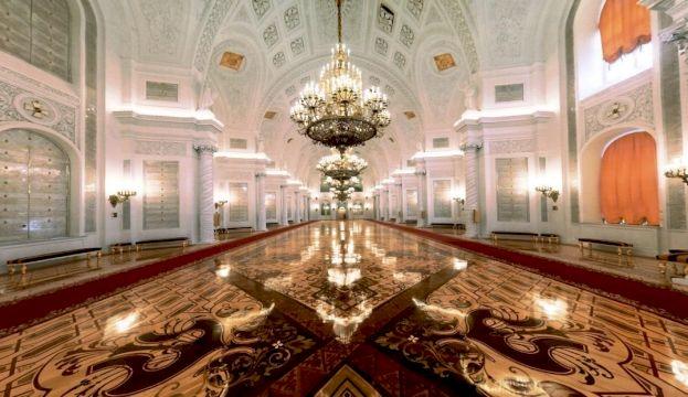 Большой Кремлевский Дворец и Грановитая палата