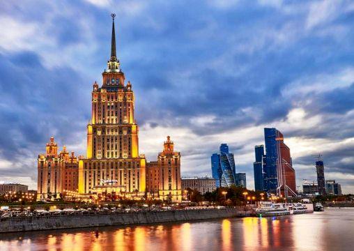 Тур в Москву на выходные «Москва 777+ Лайт» 3дня/2ночи (заезд каждую пятницу) / Кэшбэк по карте МИР