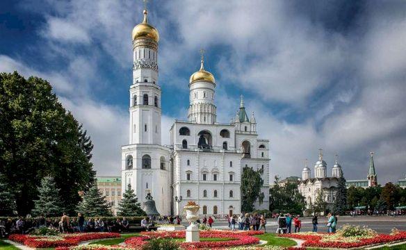 День Рождения в Московском Кремле «Праздник в сердце России»