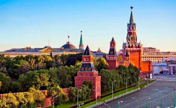 Кремль: история и шедевры