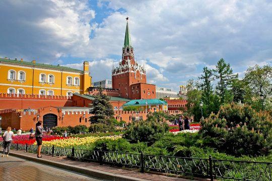 Тур в Москву на выходные «Москва 777» (заезд каждую субботу)