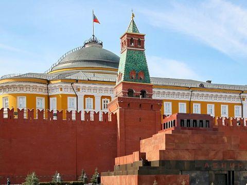 Кремль + Оружейная палата