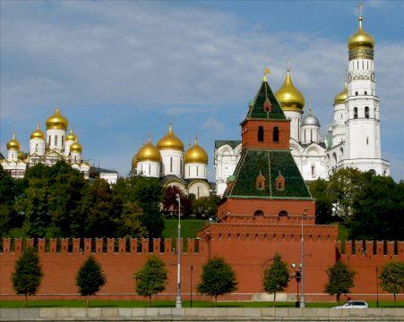 Кремль + Оружейная палата: Две жемчужины Москвы