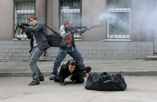 Криминальный мир Москвы