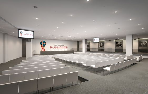 Cтадион Лужники «Легендарная спортивная арена»