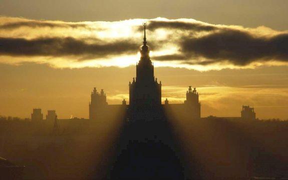 Мистическая Москва (вечерняя)
