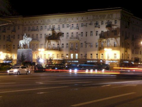 «Мистическая Москва» (ночная)