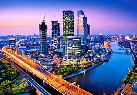 Москва-Сити: Москва у ваших ног
