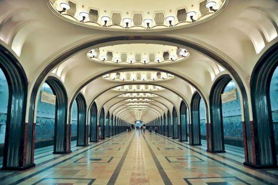 За ключами от метро